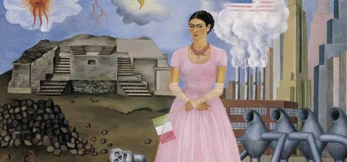 Frida Kahlo filmstill