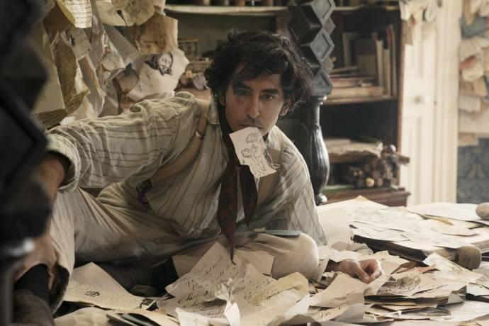 Dev Patel (David Copperfield)