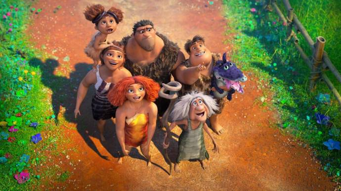 The Croods: A New Age filmstill