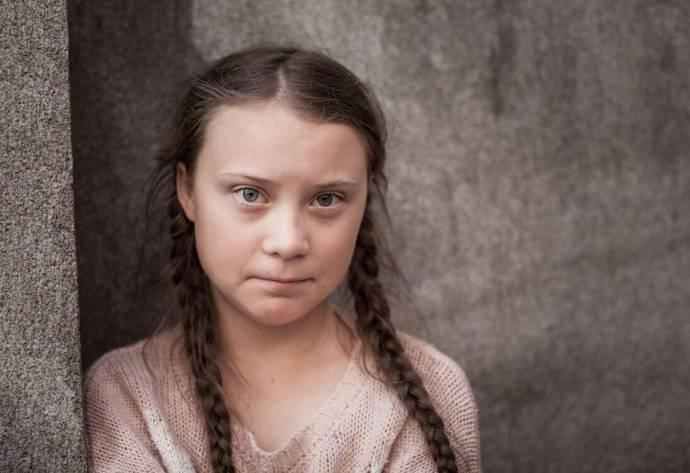 Greta Thunberg (Self)