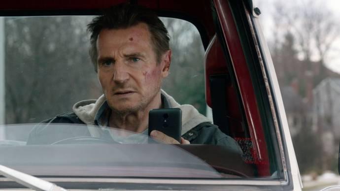 Liam Neeson (Tom) in Honest Thief