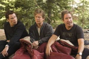 Tim Allen (Doug Madsen), William H. Macy (Dudley Frank) en John Travolta (Woody Stevens)