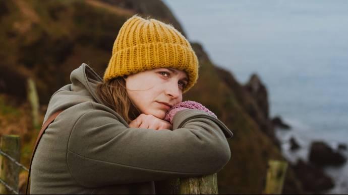 Niamh Algar (Mary Sullivan)