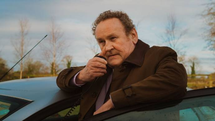 Colm Meaney (Detective Donall Crowley)