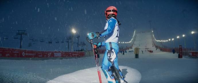 Slalom filmstill