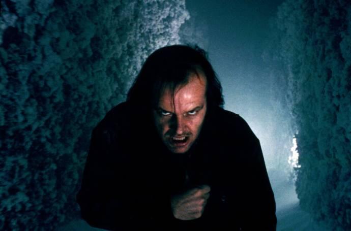 Jack Nicholson (Jack Torrance)