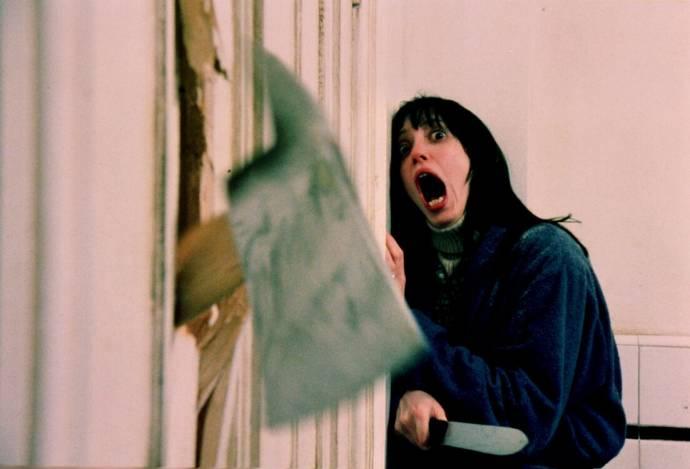 Shelley Duvall (Wendy Torrance)