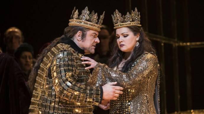 Željko Luèiæ en Anna Netrebko (Lady Macbeth)