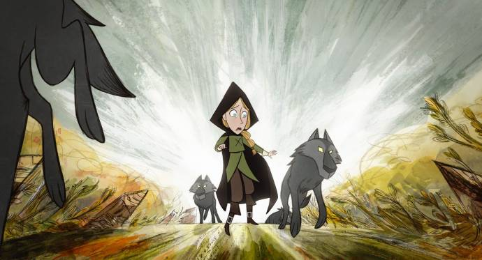Wolfwalkers filmstill