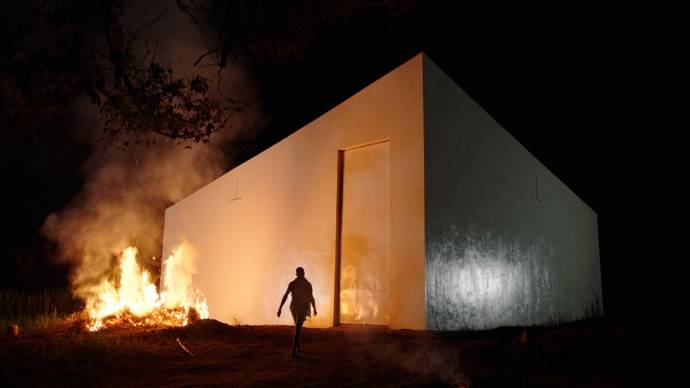 The White Cube filmstill