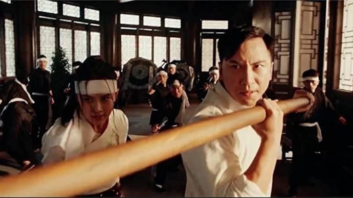 Wanliruo Xin en Yu-Hang To (Ip Man)
