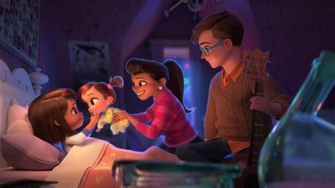The Boss Baby: Family Business 3D filmstill