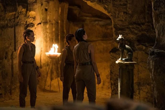 K3 Dans van de Farao filmstill