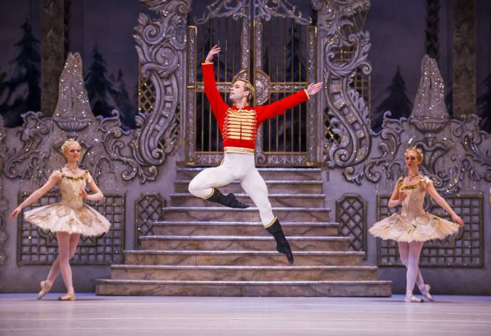 The Royal Ballet: The Nutcracker filmstill
