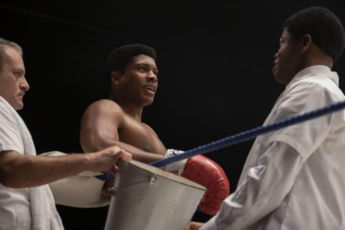 Eli Goree (Cassius Clay)