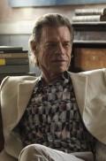 Mick Jagger in The Burnt Orange Heresy