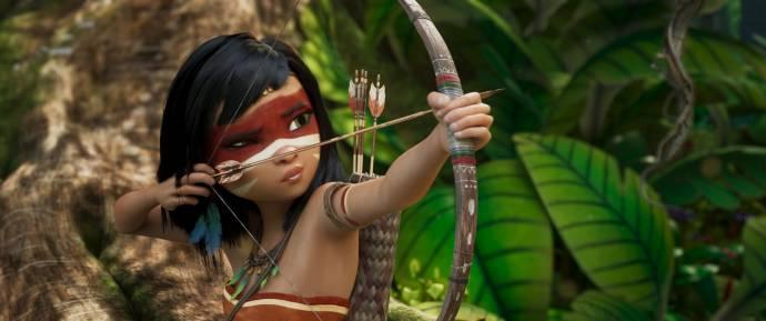 Ainbo: Spirit Of The Amazon filmstill