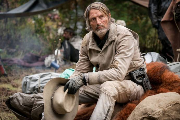 Mads Mikkelsen (Mayor Prentiss)