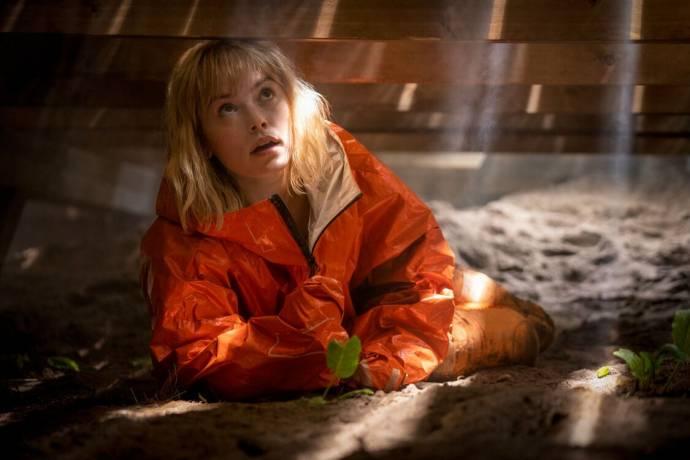 Daisy Ridley (Viola Eade) in Chaos Walking