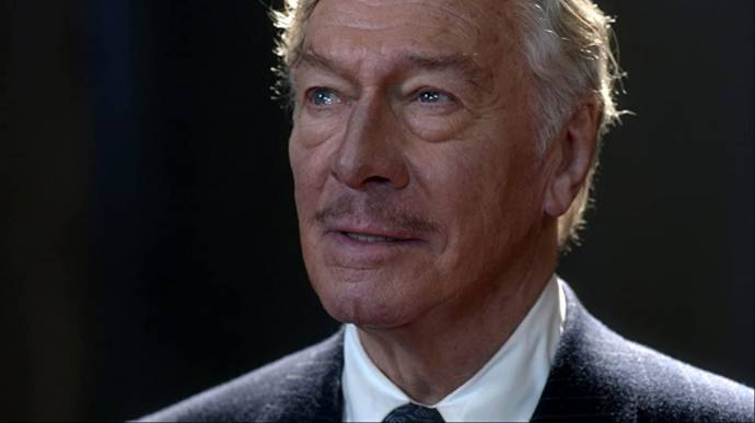 Christopher Plummer (John Barrymore)
