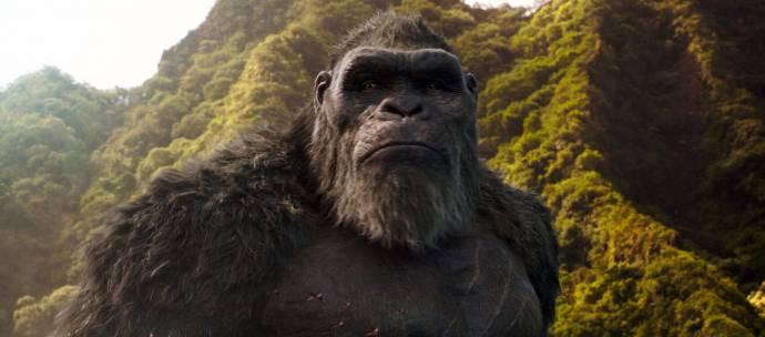 Godzilla vs. Kong 3D filmstill