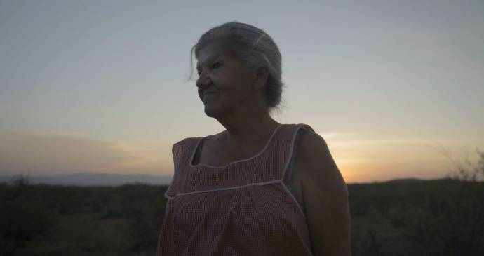 Linda May (Linda) in Nomadland