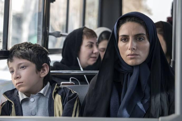 Mahan Nasiri (Amir) en Raha Khodayari (Leila) in Son-Mother (EN subtitles)