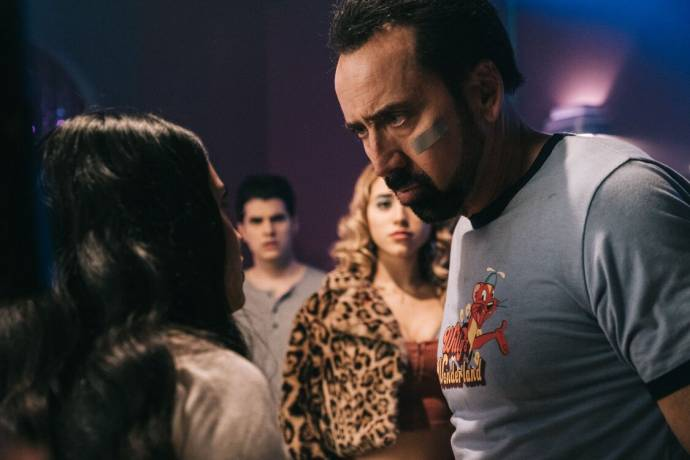 Nicolas Cage (The Janitor) in Willy's Wonderland