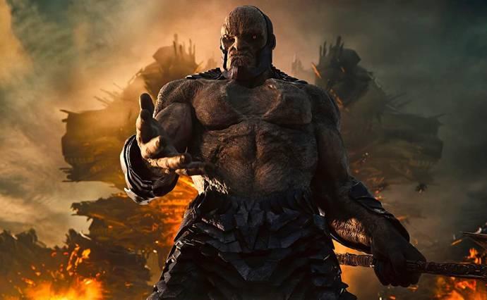 Zack Snyder's Justice League filmstill