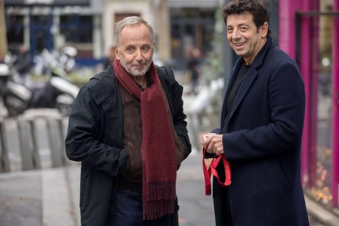 Fabrice Luchini (Arthur Dreyfus) en Patrick Bruel (César Montesiho)