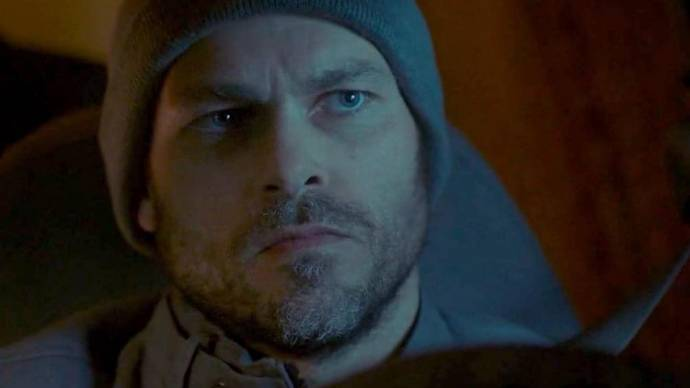 Shawn Roberts (Koso) in Tainted