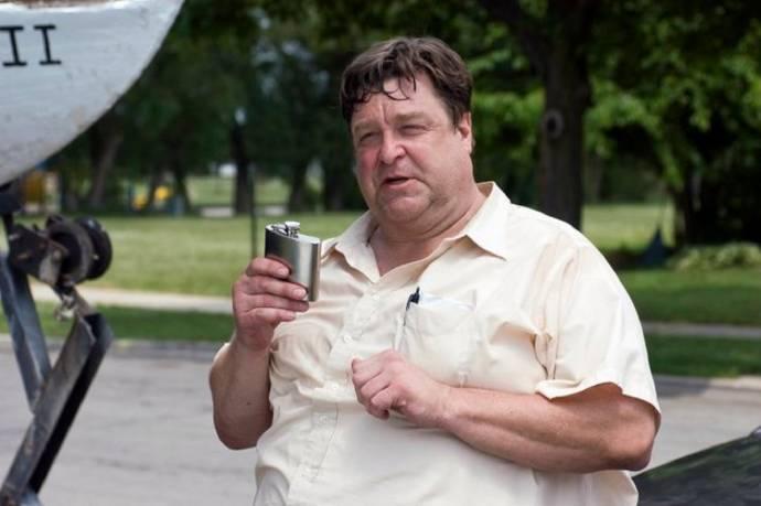 John Goodman (Fletcher) in Drunkboat