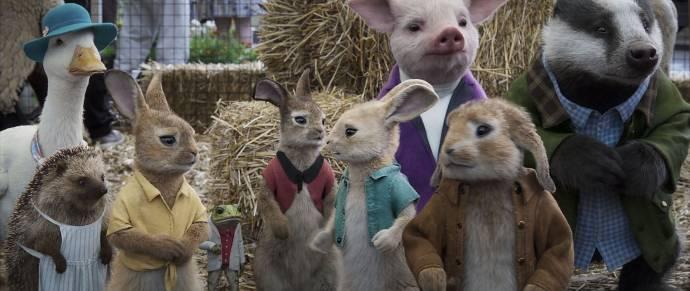 Peter Rabbit 2: The Runaway filmstill