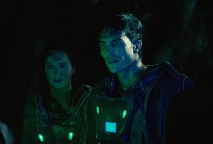 Liesl Ahlers (Erin) en Steven John Ward (Ezra)