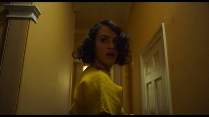 Jessica Brown Findlay (Marianne Forster)