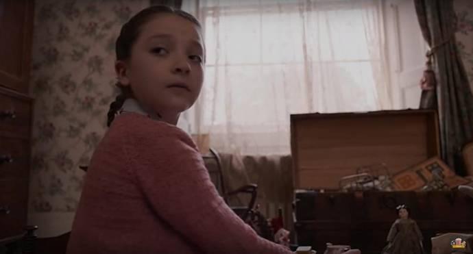 Anya McKenna-Bruce (Adelaide Forster)