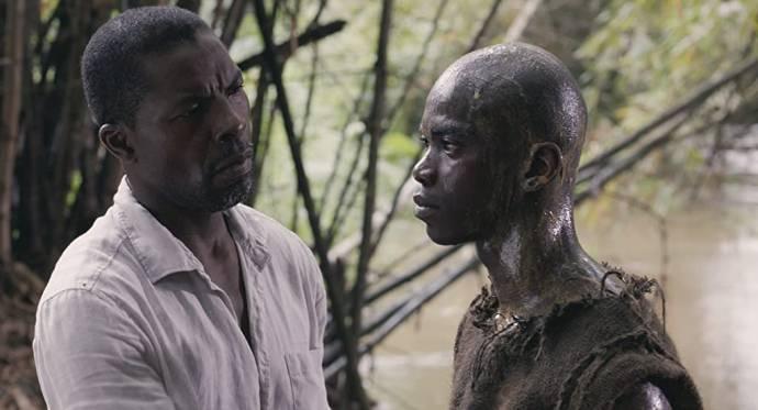 Isaach De Bankolé (Assa) en Abdoul Karim Konaté (Run)