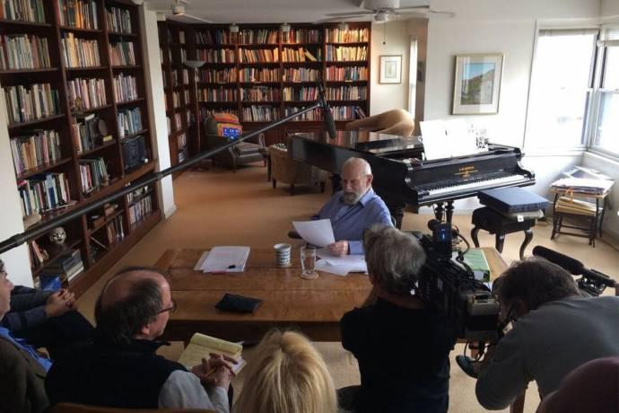 Oliver Sacks (Self) in Oliver Sacks: His Own Life