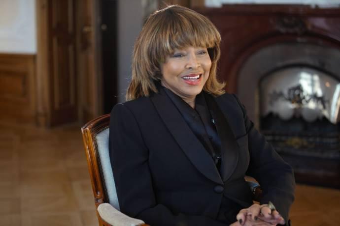 Tina Turner (Self) in Tina