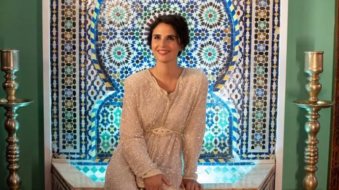 Maryam Hassouni (Leyla) in Meskina