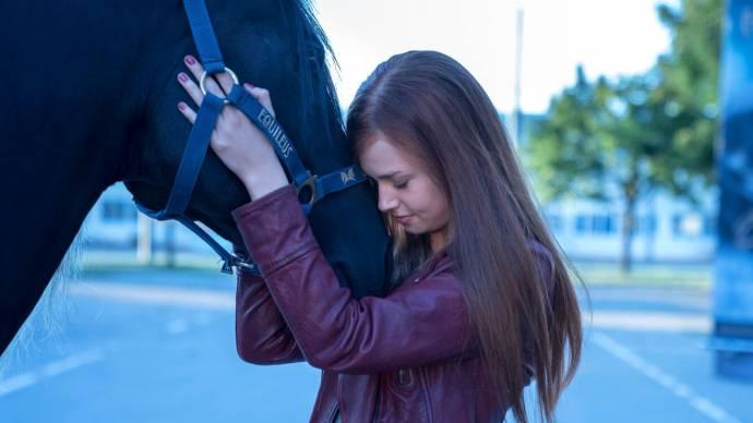 Hanna Binke (Mika) in Stormwind - in zwaar weer