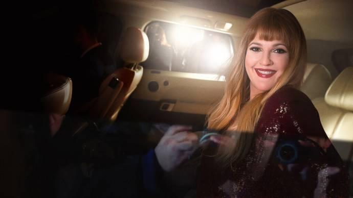 Drew Barrymore (Paula / Candy)