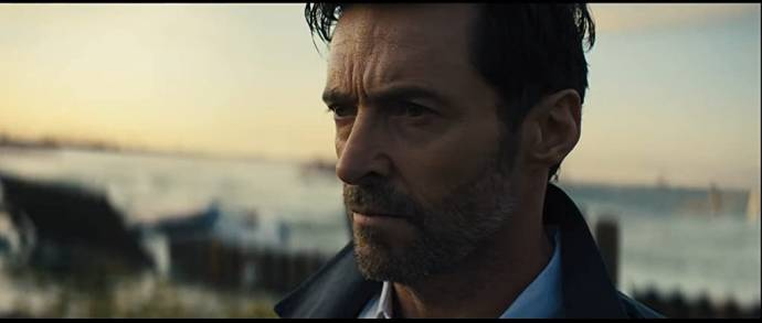 Hugh Jackman (Nick Bannister) in Reminiscence