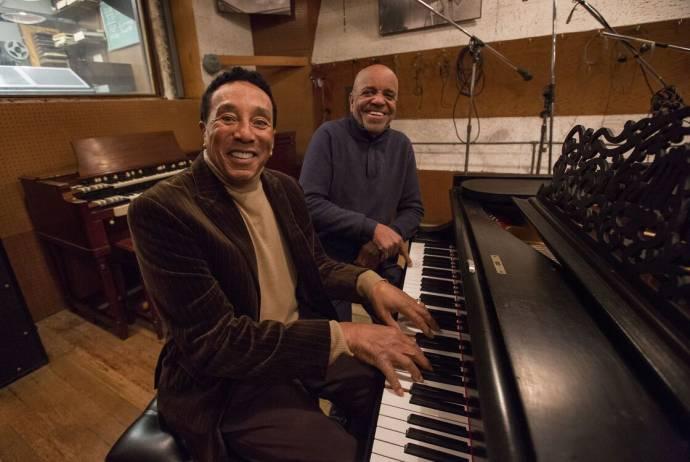 Smokey Robinson (Self) in Hitsville: The Making of Motown