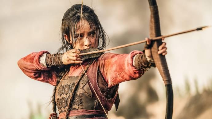 Sheng Nan (Li Shuanghua (as Nan Sheng))