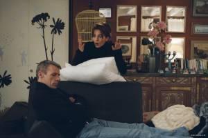 Laura Morante (Nicole) en Lambert Wilson (Dan)