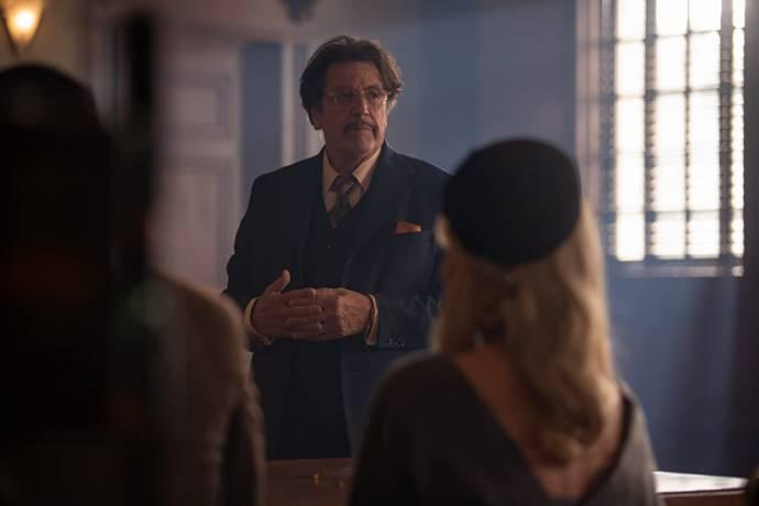 Al Pacino (James J. Laughlin)