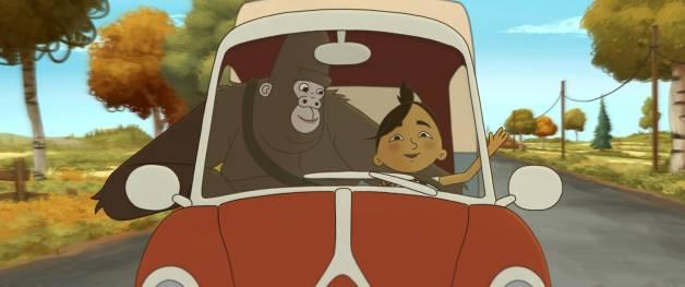 Mijn moeder is een Gorilla (NL)