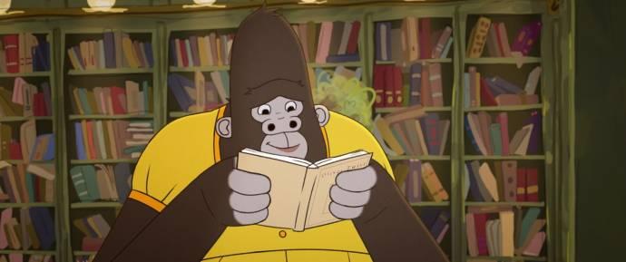 Mijn moeder is een Gorilla (NL) filmstill