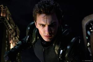 James Franco (Harry Osborn)